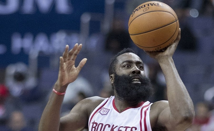 "James Harden Drops FAMILY Patch, Nod To Westbrook, ""Spread The Movement"""