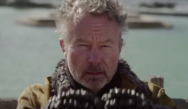 John Savage Empire of the Sharks Syfy