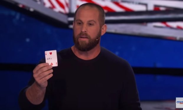 Jon Dorenbos on AGT