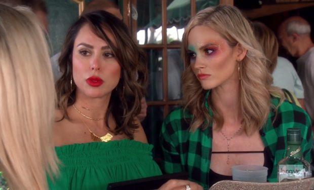 Kelly and Meghan on RHOC Bravo