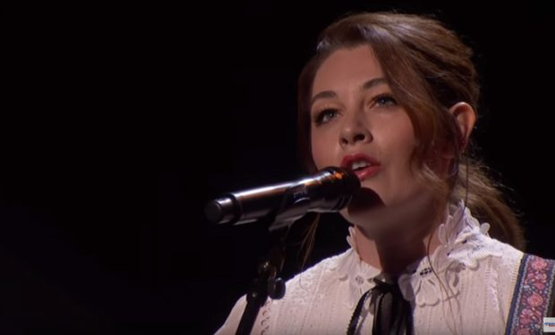 Mandy Harvey Live Shows AGT NBC