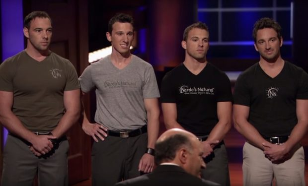 Nardo's Natural on Shark Tank ABC