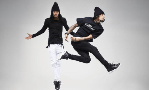 Les twins on World of Dance NBC