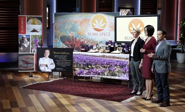 Rumi Spice on Shark Tank ABC