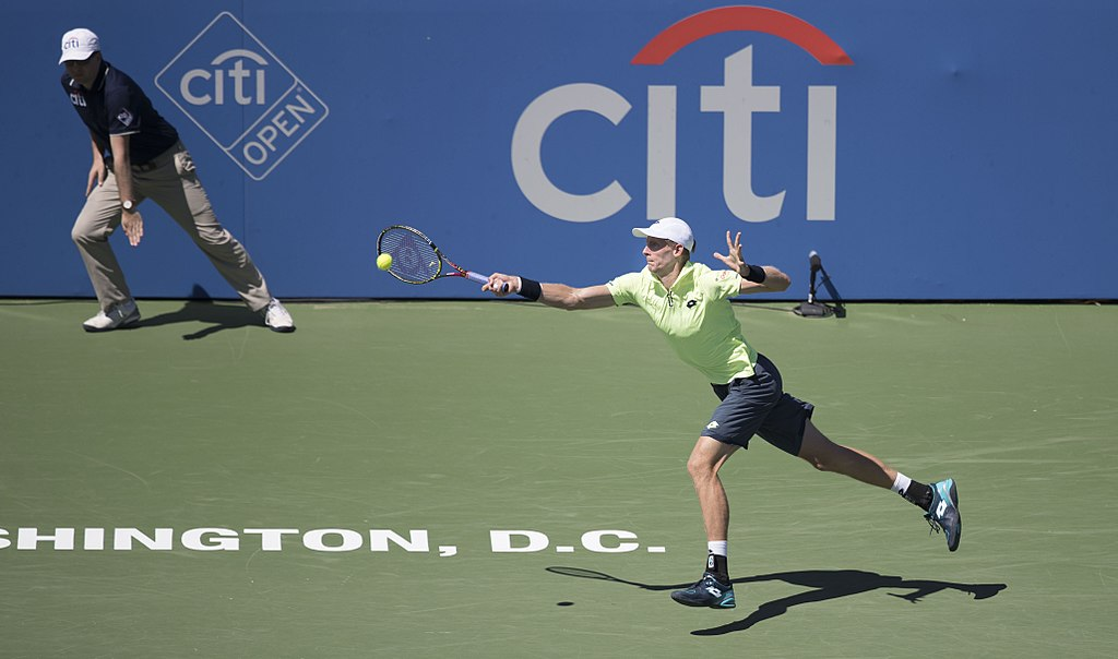 """US Open: Who Is Kevin Anderson's """"Tour Wife"""" Kelsey Anderson?"""