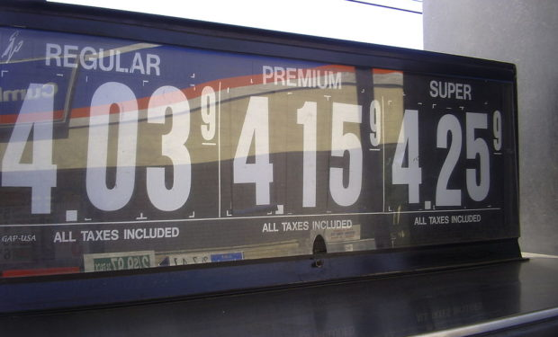 Gas Buddy helps when gas prices surge