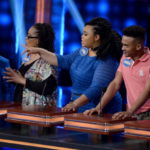 Faith Evans Celeb Fam Feud ABC