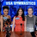 Gymnasts Celebrity Fam Feud ABC