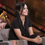 Courteney Cox Gong Show