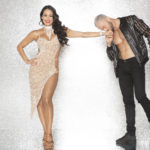 Nikki and Artem DWTS