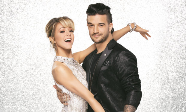 Lindsey Stirling Mark Ballas DWTS