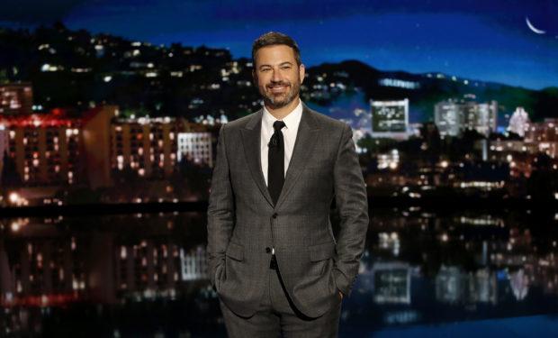 Jimmy Kimmel ABC/Randy Holmes
