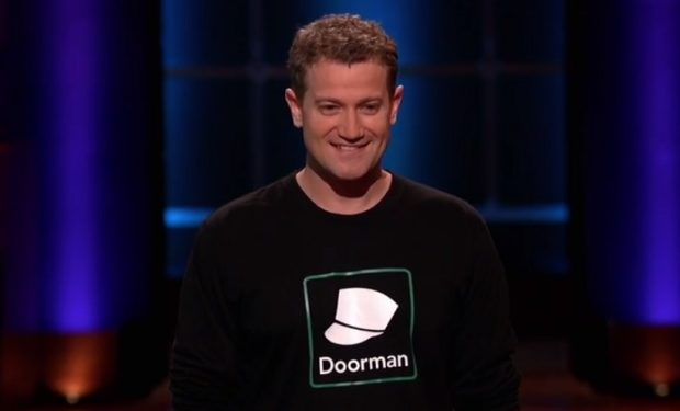 Adell Doorman on Shark Tank ABC