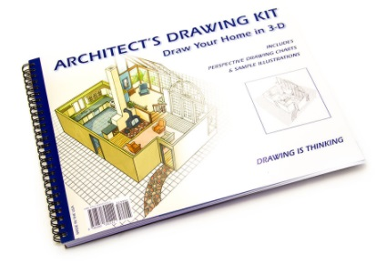 architects drawing kit