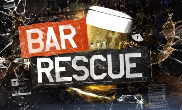 BIG Bar Rescue logo on Spike
