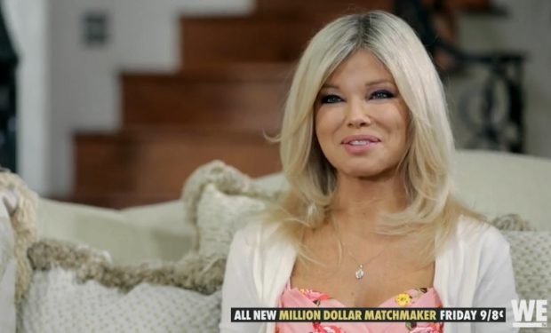 Donna D'Errico Million Dollar Matchmaker