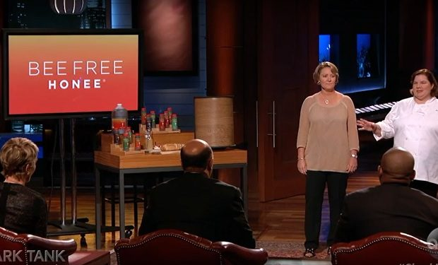 Bee Free Honee on SHark Tank ABC