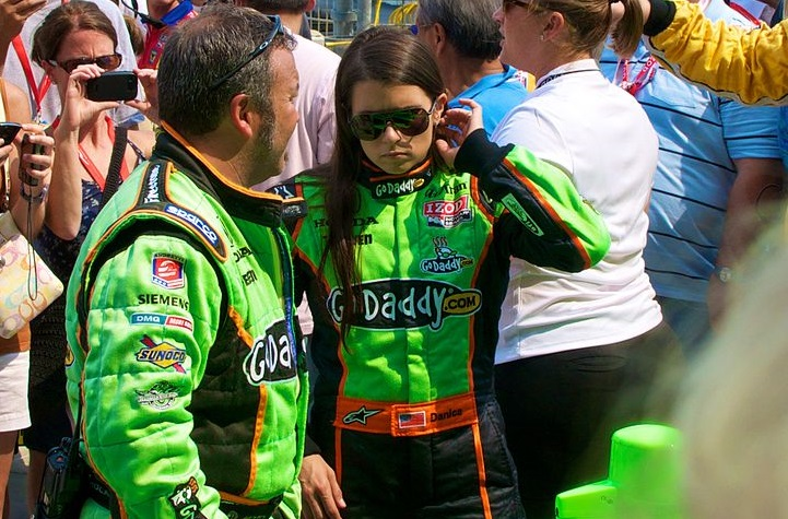 Danica Patrick S 162 Word Statement Says Confident About