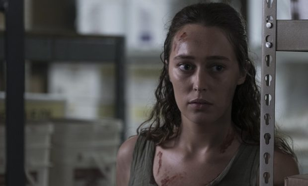 Alycia Debnam-Carey as Alicia Clark - Fear the Walking Dead: Richard Foreman, Jr/AMC