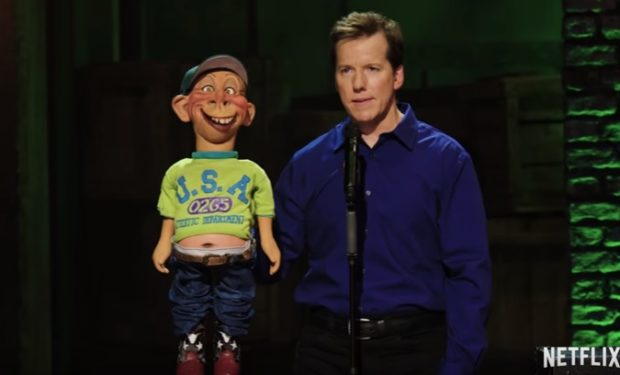 Jeff Dunham Relative Disaster Netflix trailer
