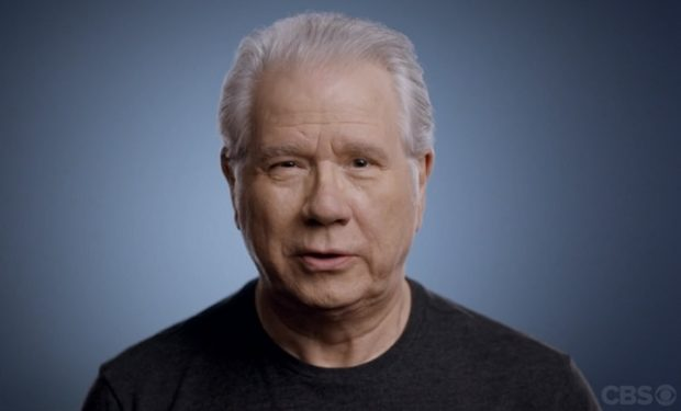 John Larroquette Me Myself and I CBS video