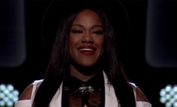 Keisha Renee The Voice 13 NBC