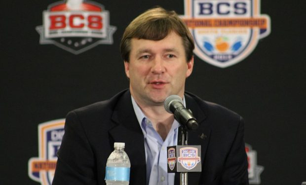 Smart, Georgia Bulldogs coach