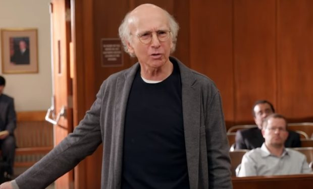 Larry David Curb Your Enthusiasm 9 HBO