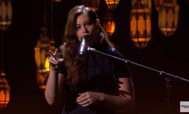 Mandy Harvey AGT NBC