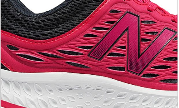 New Balance Pomegranite Womens Running Shoe