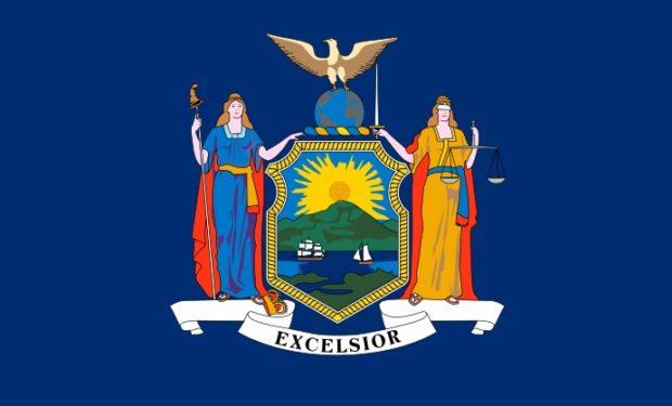 NY state flag
