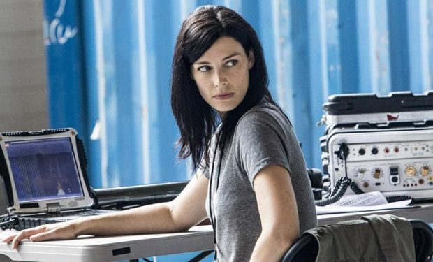 Jessica Pare on SEAL TEAM CBS