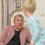 Todd Chrisley babysitting