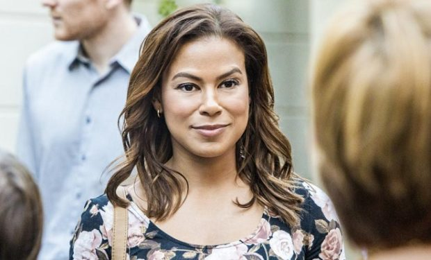 Toni Trucks SEAL Team CBS