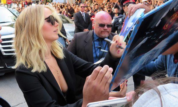 Jennifer Lawrence, Actress