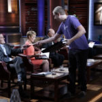 Qeepsake digital baby journal Mark Cuban on Shark Tank
