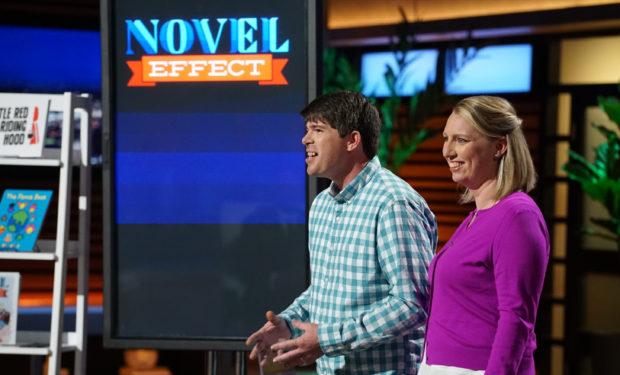 Novel Effect Shark Tank