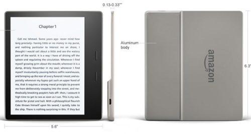 Amazon Kindle Oasis1