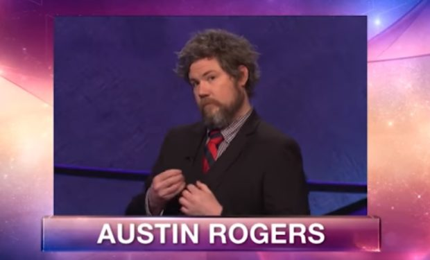 Austin Rogers photo Jeopardy