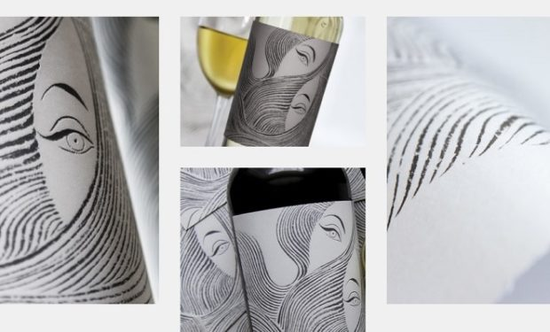 .belleradici.com Bella Wine Package design / branding by Gauge Branding