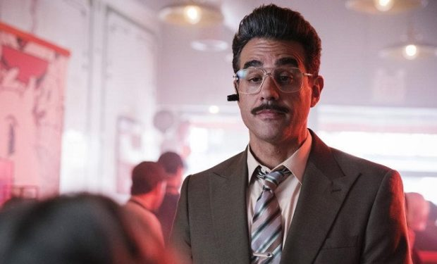 Bobby Cannavale as Irving -- (Photo by: Peter Kramer/USA Network)
