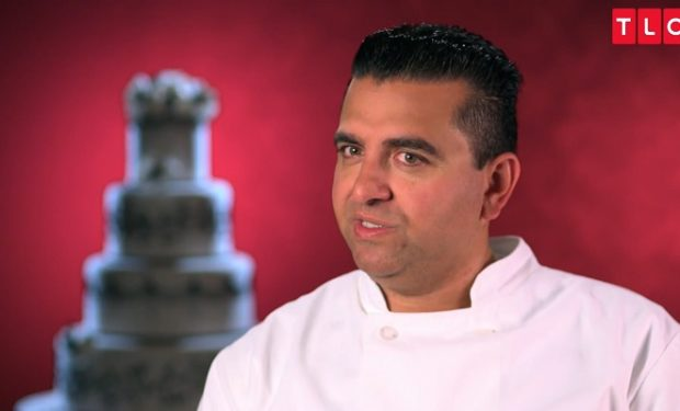 Buddy on Cake Boss TLC