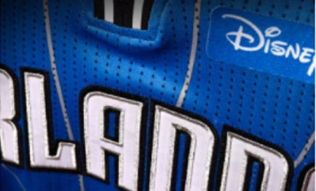 Disney patch Orlando Magic