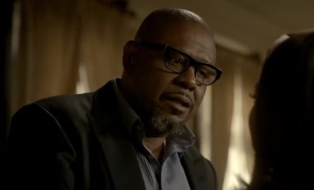 Forest Whitaker on Empire FOX