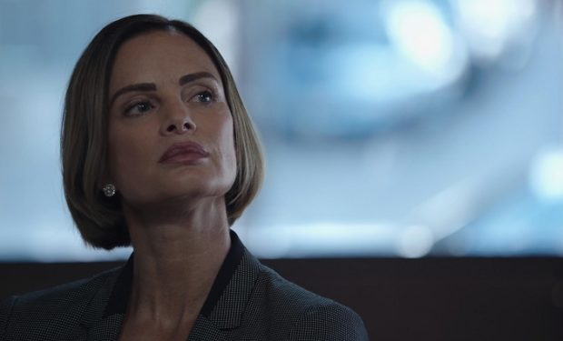 Gabrielle Anwar Once Upon a Time ABC/Craig Sjodin
