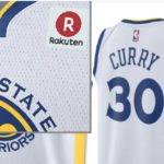 Golden State Warriors Rakuten Jersey
