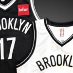 Infor Brooklyn Nets Logo Patch