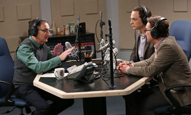 Pregnancy and Problems in New 'Big Bang Theory' Clips