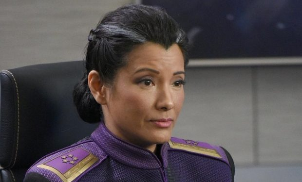 Kelly Hu The Orville FOX/Michael Becker