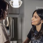 Floriana Lima on Supergirl, CW